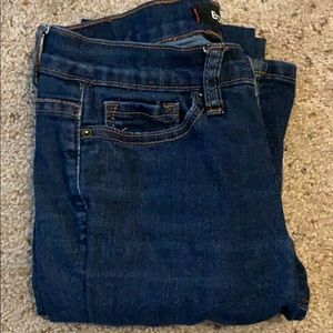 Urban Outfitters High Rise Cigarette Ankle Jeans